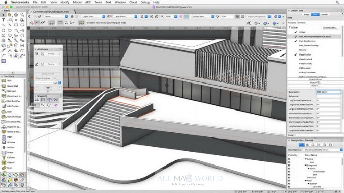 Vectorworks-2019-for-Mac free download
